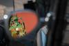 Looking back (AxelN) Tags: mirroring oldcar auto rückspiegel citroen mirror spiegelung spiegelbild rønne car reflction reflektion drivingmirror altesauto spiegel