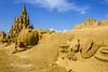 Oostende - Sculpture of sand (AndRealfi) Tags: canon700d canonefefs efs1585mm sculpture sand oostende ostenda disney theperfectphotographer sky northsea maredelnord flickrunitedaward
