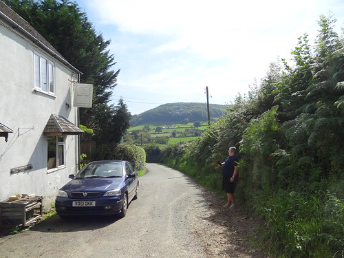 Waterley Bottom  view from