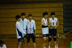 TPE VS KOR (yenju.hsu) Tags: taipei universiade 2017 fisu summer volleyball