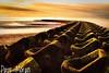Tide Breaker. (DaveMo2017) Tags: sea water newbrighton sand seascape colour tidebreak architecture wirral lighthouse light liverpool promenade canon 700d eos manual beach beginner capture goldenhour