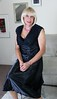 Time for bed! (bethany_labelle) Tags: negligee transvestite black satin nightie slip slinky