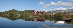 Summer at Ustaoset (Odd Stiansen) Tags: ustevatn blikkstille vann speiling vindstille innsjø buskerud sommer norgenorway
