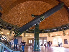 Great Refractor, Potsdam (herbraab) Tags: astronomy telescope dome observatory refractor greatrefractor doublerefractor potsdam canoneos550d tokinaaf1116mmf28
