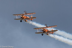 Breitling Wing Walkers (davesharp273) Tags: biplane breitling wingwalkers aircraft