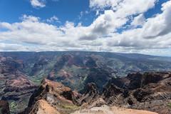 Waimea Canyon, Kauai, Waimea Lookout (blake_r35) Tags: hawaii kauai waimea canyon waimeacanyon