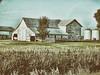 A Grundy County Barn (kendoman26) Tags: barn rural niksoftware hdr hd nikhdrefexpro2 nikanalogefexpro2 fuji fujifinepix fujifinepixf750exr grundycounty grundycountyillinois landscape hss happyslidersunday