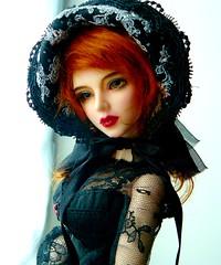Angèle...alone... (Antiphane) Tags: bjd msd souldoll soulkid kuu resin doll résine poupée collection