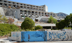 The Bay of Abandoned Hotels (nicnac1000) Tags: hrvatska croatia kupari miltary abandoned ruined derelict wardamaged shark
