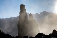 Lever de soleil dans la brume (belval74) Tags: aiguillesrougesfizpormenaz bassindutour brumebrouillard france hautesavoie leverdesoleil massifmontblanc montagne paysage phenomènenaturel