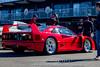 Red-Ferrari-F40-sports-car-in-sydney-by-la-lente-photography-rear-angle (Paul D'Ambra - Australia) Tags: car red ferrari sportscar redsportscar redferrari vehicle motorvehicle redf40