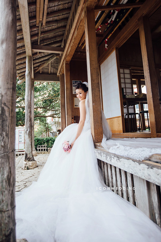 波上宮,國際通,石敢當,海外婚紗,沖繩婚紗