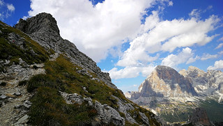 Dolomites. Wild Nature.. Expl.