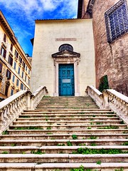 Ancient Rome, Italy. (Massimo Virgilio - Metapolitica) Tags: ancient old church monument architecture art city italy rome