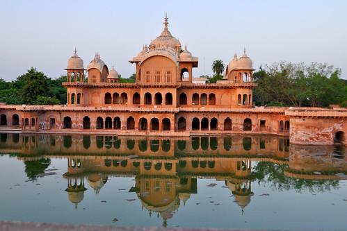 Gowardhan, Uttar Pradesh, India.