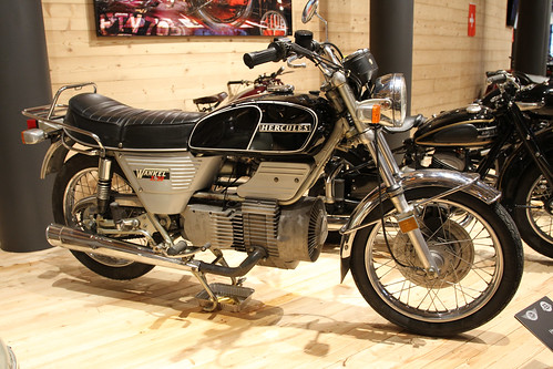 Hercules Wankel 2000