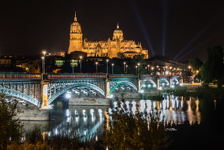 Salamanca   |   Cathedral Illuminated