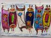 DUBROVNIK, CROATIA - Jewish art/ ДУБРОВНИК, ХОРВАТИЯ - еврейское искусство