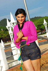 Indian Actress Ramya Hot Sexy Images Set-1 (95)