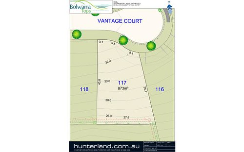 Lot 117 Vantage Court, Bolwarra Heights NSW 2320