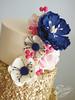 champagne sequins flowers asian syon hilton closeup (Jen's Cakery) Tags: jens cakery jenscakery london cake wedding weddingcakes syon syonhouse syonpark cactus