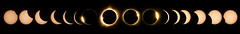 Solar Eclipse Passage (mpelleymounter) Tags: solareclipse totality greatamericaneclipse composite sun totalsolareclipse sunspots greenville southcarolina solarflares moon usa eclipse2017 useclipse markpelleymounter wwwphotomarkscouk