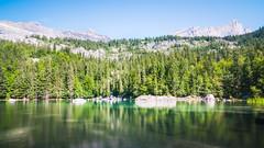 Le lac vert (Elie RIVIERE) Tags: eau france hautesavoie lac lacvert lelacvert montagne nature nikond500 paysage servoz