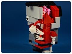 03 (manufacturajarema@wp.pl) Tags: lego zombie brickheadz brain