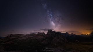 Dolomitas MilkyWay