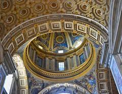 San Pietro, Roma (Tobi_2008) Tags: petersdom sanpietro kirche church église rom roma rome italien italia italy italie europa europe
