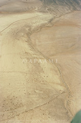 Khatt Shebib (APAAME) Tags: oblique scannedfromnegative aerialarchaeology aerialphotography middleeast airphoto archaeology ancienthistory tafilahgovernorate jordan