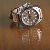 Timberland Newmarket wrist watch product photo (nnebeker) Tags: timberland newmarket wrist watch wristwatch product productphotography wood reflection