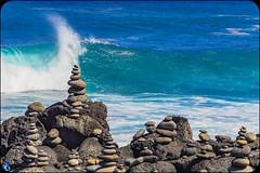 Zen Latitude (bffpicturesworld) Tags: zen peace ocean wild rock wave bestplace iledelareunion reunionisland island blue