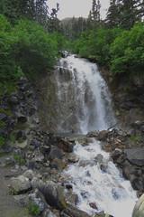 Waterfall, Alaska (Karlov1) Tags: waterfall alaska
