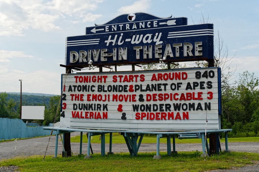 highway drive in coxsackie ny
