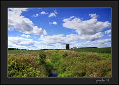 Gully with Clouds (the Gallopping Geezer '5.0' million + views....) Tags: gully clouds landscape nature stream creek land earth rural country countryside mi michigan canon 5ds geezer 2016