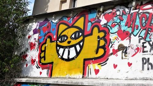 M. Chat / Paris - 15 aug 2017