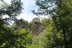 Thüringen (rikawaechter) Tags: spaziergang natur natürlich grün feld wald flur flora fauna landschaft thüringen thüringerwald fels mosbach ausflug wandern wanderung ruhla rennsteig