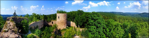 Hrad Valdek (Burg Waldeck)