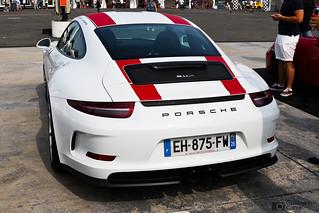 Porsche Days 2017 - Circuit de Nevers Magny-Cours
