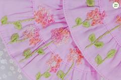 Handmade Embroidered Dresses (Ylang Garden) Tags: handmade embroidery embroidered dress latiyellow