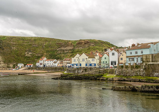 Staithes 29-8-2017