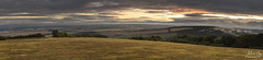 Sunrise panorama (Martin Sukup photography) Tags: sunrise panorama 50mm canon czech republic radějov radejov
