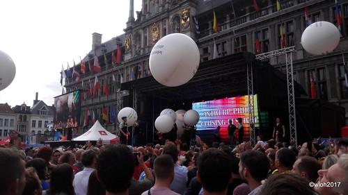 Antwerp Pride 2017