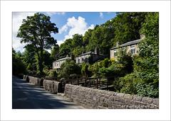 Barrow Bridge, Lancashire (prendergasttony) Tags: village boltonnorth mill barrow bridge nature trees brook cottages nikon d7200 ƒ71 180 mm 11000 iso400 dean england stone countryside outdoors lancashire landscape