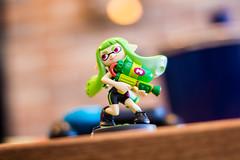 Inkling Girl (FaruSantos) Tags: amiibo nintendo games videogames jogos toys miniaturas splatoon