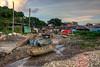 IMG_2590 (Edward Ha) Tags: 佳能 香港 canon hongkong 新界 newterritories 元郎 yuenlong 流浮山 laufaushan 日落 sunset outdoor landscape