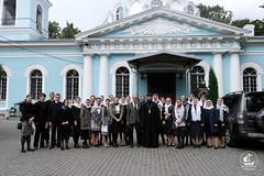 Паломничество к святыням Санкт-Петербурга студентов 1 курса