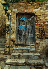 JW_Athens_Plaka_09_15_16_53 (HarrySchue) Tags: athens greece plaka urban door doorway nikon d800e ruby5