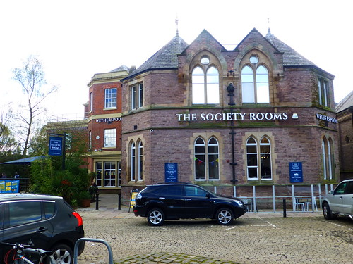 The Society Rooms Pub_Park Green_Macclesfield_Apr17